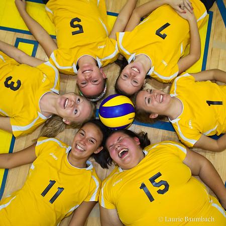 2012 Volleyball Season