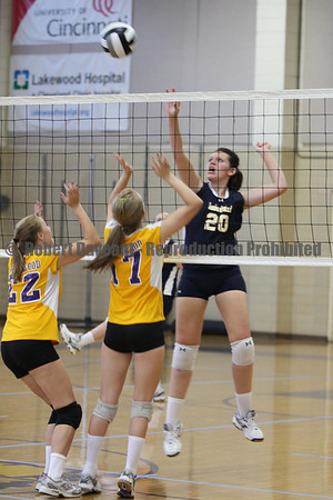 North Ridgeville Freshman 08/30/12