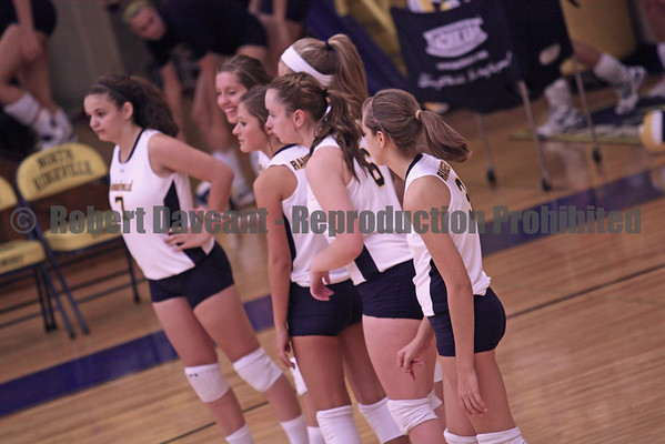 North Ridgeville JR Varsity 08/28/12
