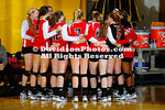 NCAA WOMENS VOLLEYBALL:  NOV 15 Davidson at UNC Greensboro