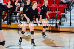 NCAA WOMENS VOLLEYBALL:  OCT 08 Davidson at Gardner-Webb