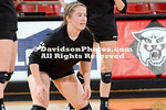 NCAA WOMENS VOLLEYBALL:  OCT 01 Winthrop at Davidson