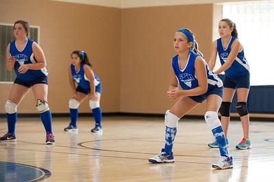 2014-09-13 Volleyball SPN vs SE