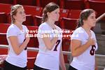 NCAA WOMENS VOLLEYBALL:  OCT 31 Saint Louis at Davidson
