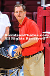 NCAA WOMENS VOLLEYBALL:  SEP 16 Davidson at Winthrop