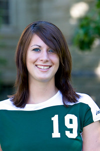 "#19 Jessica Gallagher 5'10"" Freshman Outside Hitter Laurel, MT – Laurel HS Exercise Science Jeff and Kay Gallagher"