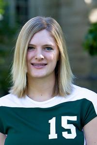 "#15 Jillian Stanek 6'0"" Freshman Middle Blocker Shepherd, MT – Shepherd HS Undecided Don and Joanna Stanek"