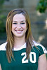 "#20 Alexa Audet<br /> 5'8"" Freshman<br /> Setter<br /> Townsend, MT – Broadwater HS<br /> Art/Business<br /> Patrick and Kallie Audet"