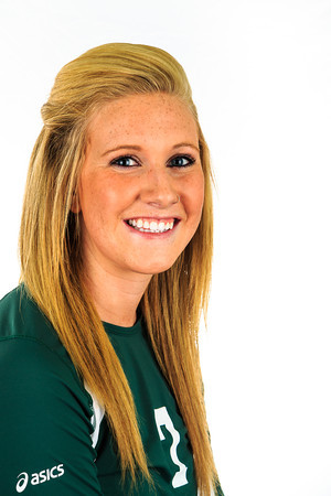 "#7 Elli Hellerud<br /> Position: Right Side Hitter<br /> Height:5'11""<br /> Class: Sophomore<br /> Hometown: Red Lodge, MT"