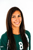 "#8 Mariah Stiffarm<br /> Position: Middle Blocker<br /> Height: 6'3""<br /> Class: Freshman<br /> Hometown: Billings, MT"