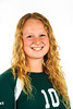 "#10 Sky Gabel<br /> Position: Setter<br /> Height: 5'9""<br /> Class: Sophomore<br /> Hometown: Edmond, OK"