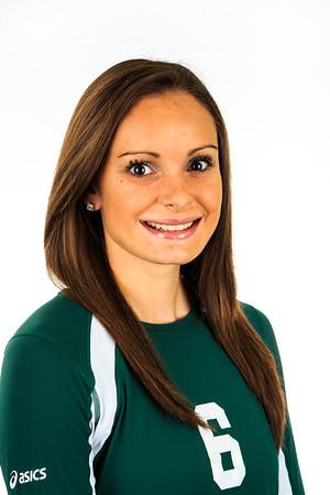 """#6 Tori Bertsch<br /> Position: Setter<br /> Height:5'11""""<br /> Class: Freshman<br /> Hometown: Post Falls, ID"""