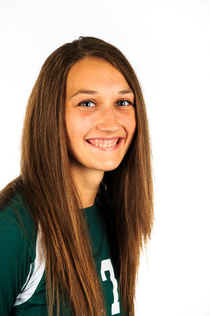 "#17 Ester Timofeyev<br /> Position: Middle Blocker<br /> Height: 6'1""<br /> Class: Senior<br /> Hometown: Moses Lake, WA"