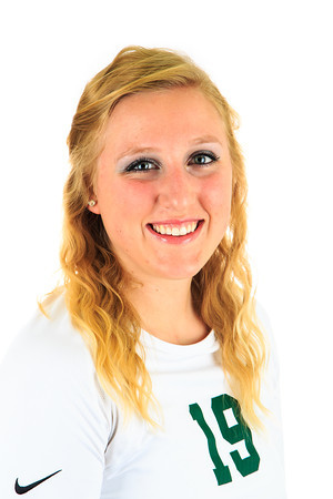#19 BrieAnna Geck<br /> Position: MB<br /> Class: Junior<br /> Hometown:Huntley, Montana