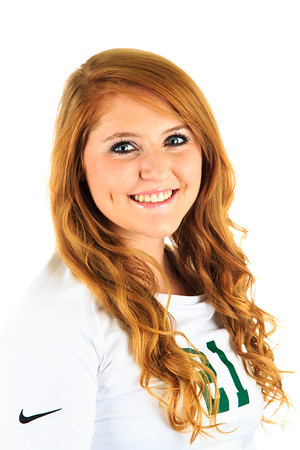 #21 Kacie Stone<br /> Position: MB<br /> Class: Junior<br /> Hometown: Niceville, Florida