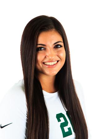 #20 Kelsey Oblender<br /> Position: S<br /> Class: Freshman<br /> Hometown: Pompey's Pillar, Montana