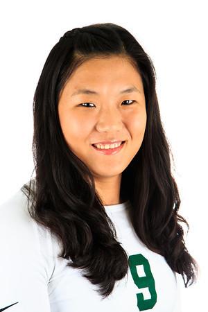 #9 Yang Yang<br /> Position: MB<br /> Class: Junior<br /> Hometown: Yongan, China