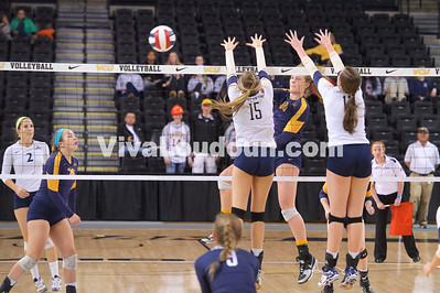 Volleyball 4A State 2014