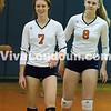 Taylor van der Biezen (7), Riley Garrison (8)