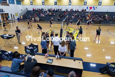 Woodgrove High School vs. Loudoun County High School Volleyball