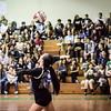 2010 Eagle Rock Volleyball vs Sylmar Spartans