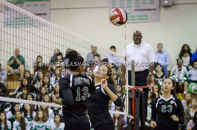 2015 Volleyball Eagle Rock vs Sylmar 02Nov2015