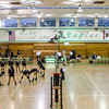2015 Eagle Rock Volleyball vs Sylmar Spartans