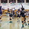 2015 Eagle Rock Volleyball vs South East Jaguars