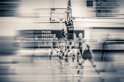 2015 Volleyball  Eagle Rock vs Sotomayor 10Oct2015