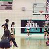 2015 Eagle Rock Volleyball vs Sotomayor