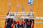 NCAA WOMENS VOLLEYBALL:  SEP 19 West Virginia vs Davidson