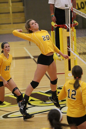 Baldwin Wallace University Volleyball Scrimmage
