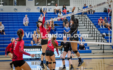 Varsity Volleyball - Heritage @ THS - Corso (17 of 64)