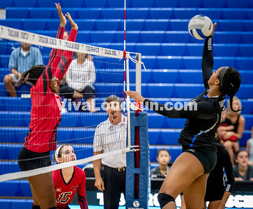 Varsity Volleyball - Heritage @ THS - Corso (5 of 64)