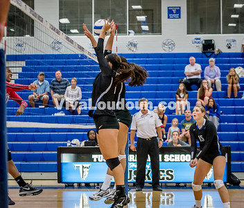 Varsity Volleyball - Heritage @ THS - Corso (6 of 64)