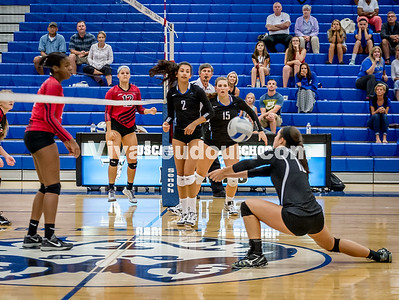 Varsity Volleyball - Heritage @ THS - Corso (10 of 64)
