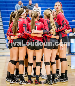 Varsity Volleyball - Heritage @ THS - Corso (4 of 64)