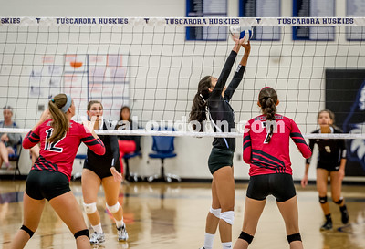 Varsity Volleyball - Heritage @ THS - Corso (11 of 64)