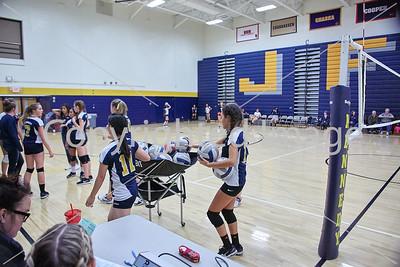 2016-09-27 JFK Volleyball 9A vs Richfield
