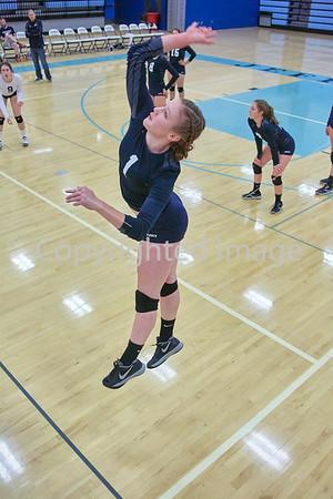2016-10-06 JFK Volleyball Varsity @ JEF