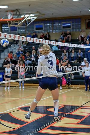 2016-10-17 JFK Volleyball Varsity @ St. Louis Park