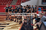 NCAA WOMENS VOLLEYBALL:  SEP 06 Elon at Davidson