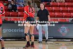 NCAA WOMENS VOLLEYBALL:  OCT 30 Fordham at Davidson