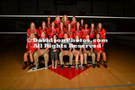 NCAA WOMENS VOLLEYBALL:  AUG 10 Team Photo Day