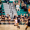 2016 Eagle Rock Girls Volleyball vs Granada Hills Highlanders
