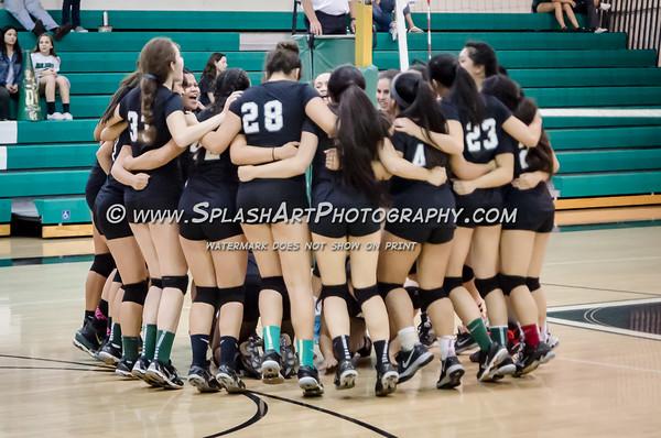 Eagle Rock Girls Volleyball vs Granada Hills