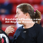 NCAA WOMENS VOLLEYBALL:  OCT 27 Dayton at Davidson