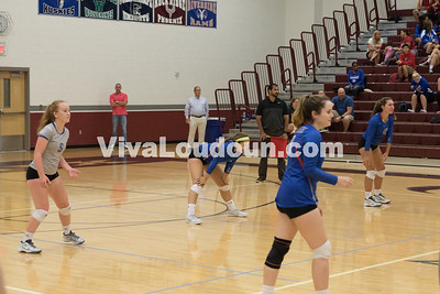 Volleyball Rock Ridge Riverside