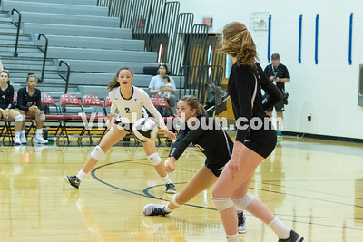 Tuscarora Heritage Volleyball