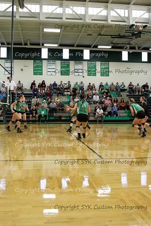 WBHS Volleyball vs Salem-86